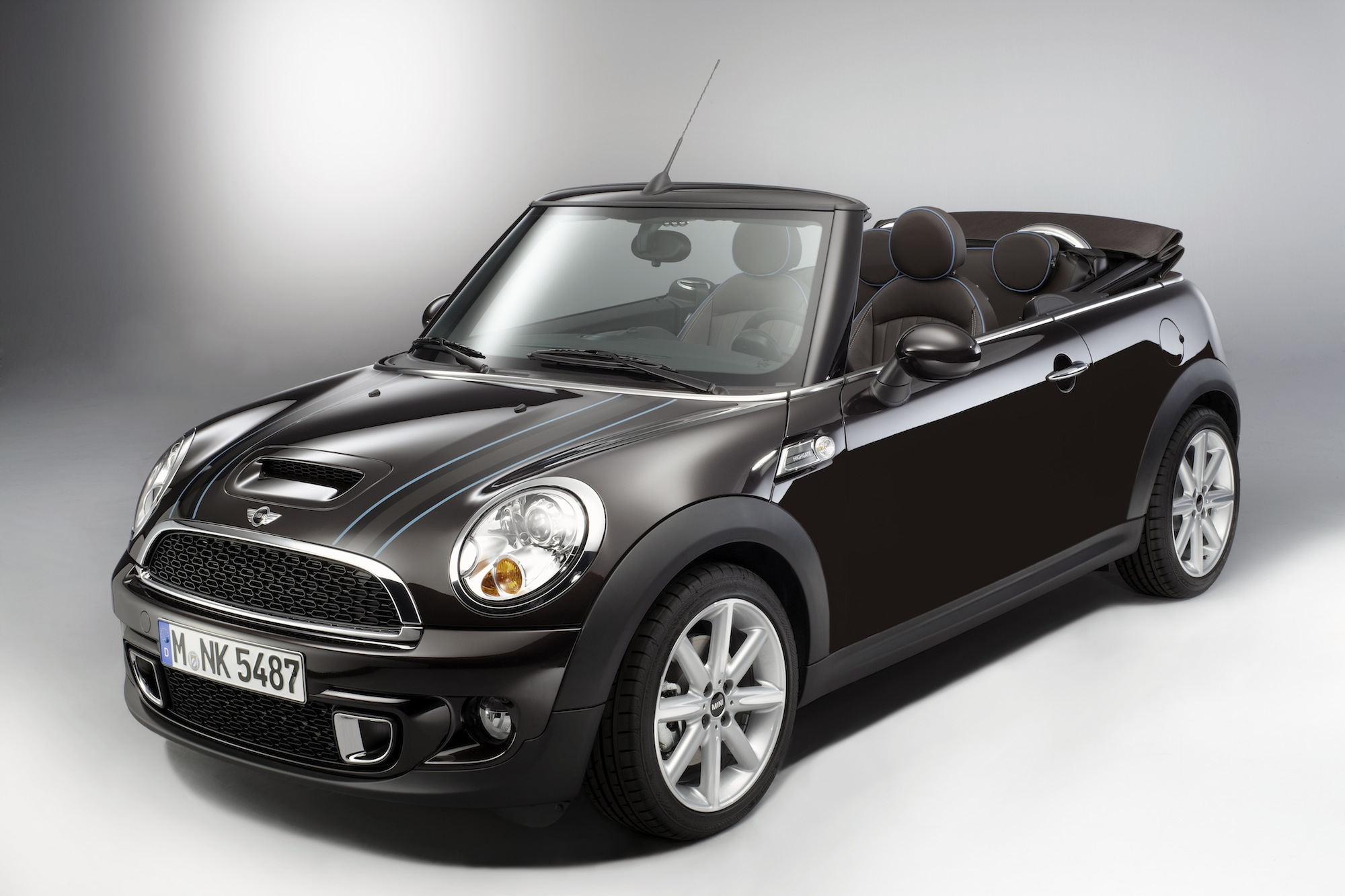Mini Convertible Highgate Edition Brit Cool For Sale