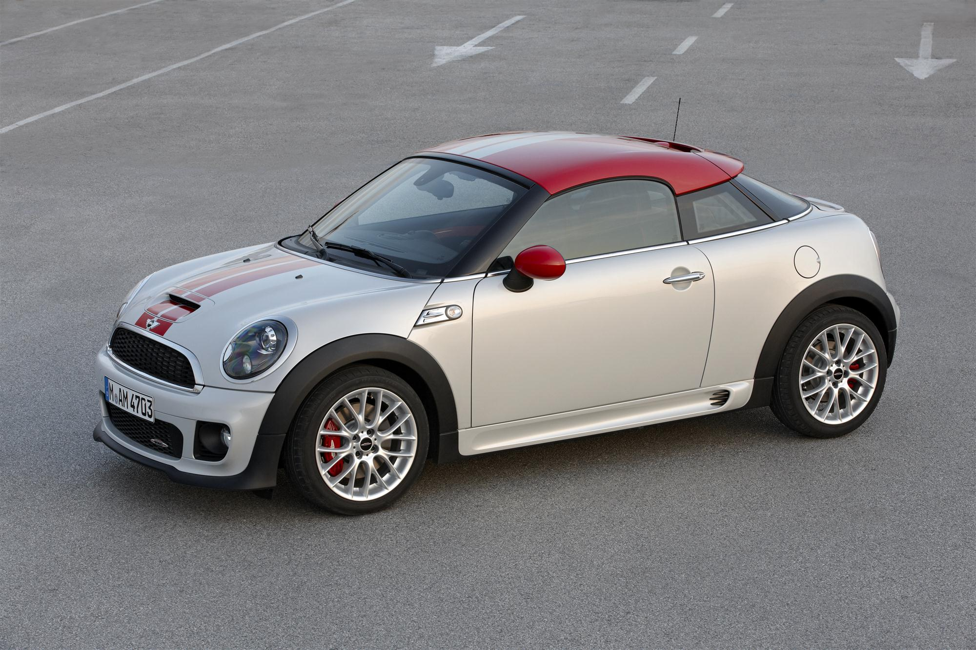 2012 Mini Coupe Preview Cooper Cooper S And John Cooper Works Models