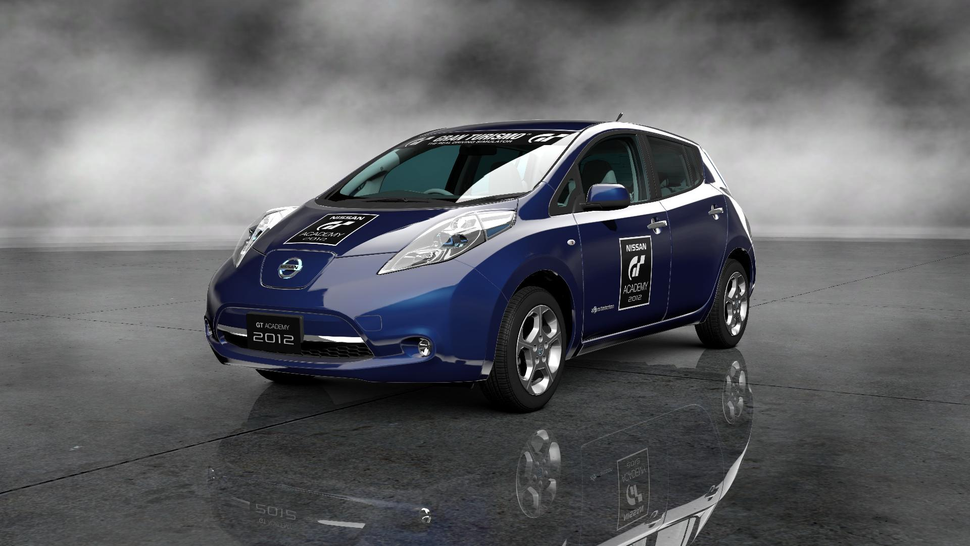 Online Nissan Leaf Could Kick Start The Next Real Racing