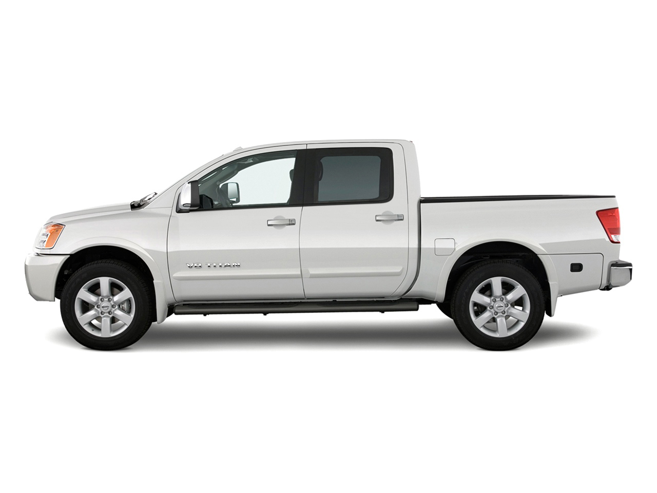 2012 nissan titan review ratings specs prices and. Black Bedroom Furniture Sets. Home Design Ideas