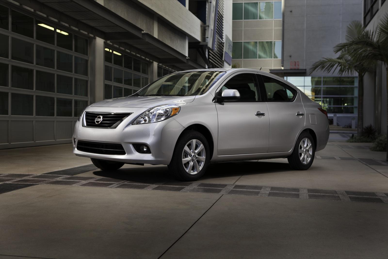 2012 Nissan Versa Recalled For Transmission Problem