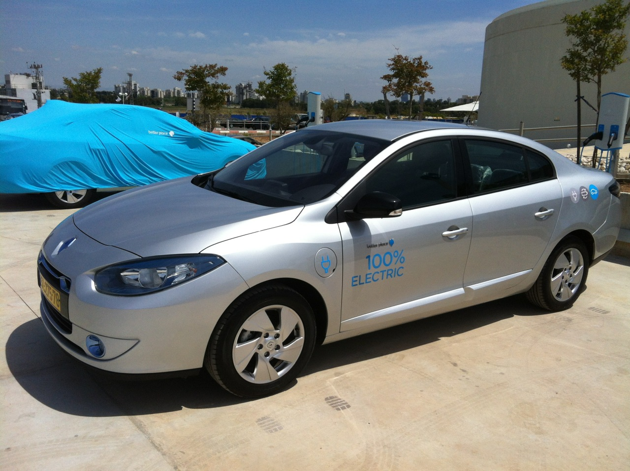 Electric Car Life-Cycle Analysis: Renault Fluence ZE Vs ...