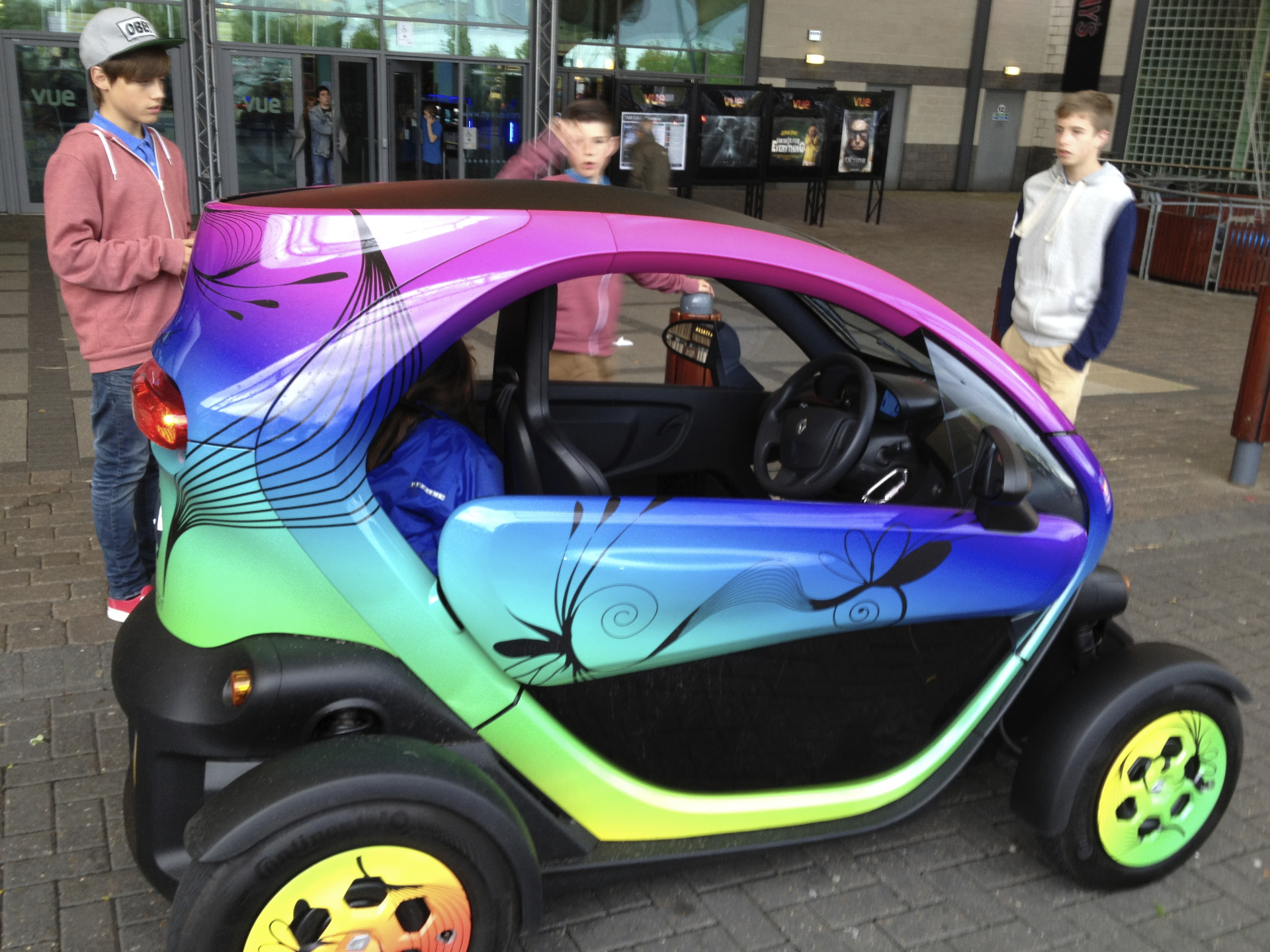 Weekend Test Drive Can Tiny Renault Twizy Be A Real Car