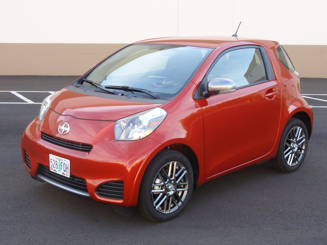 2012 Scion iQ: Best Non-Hybrid Gas Mileage? Not In Real World