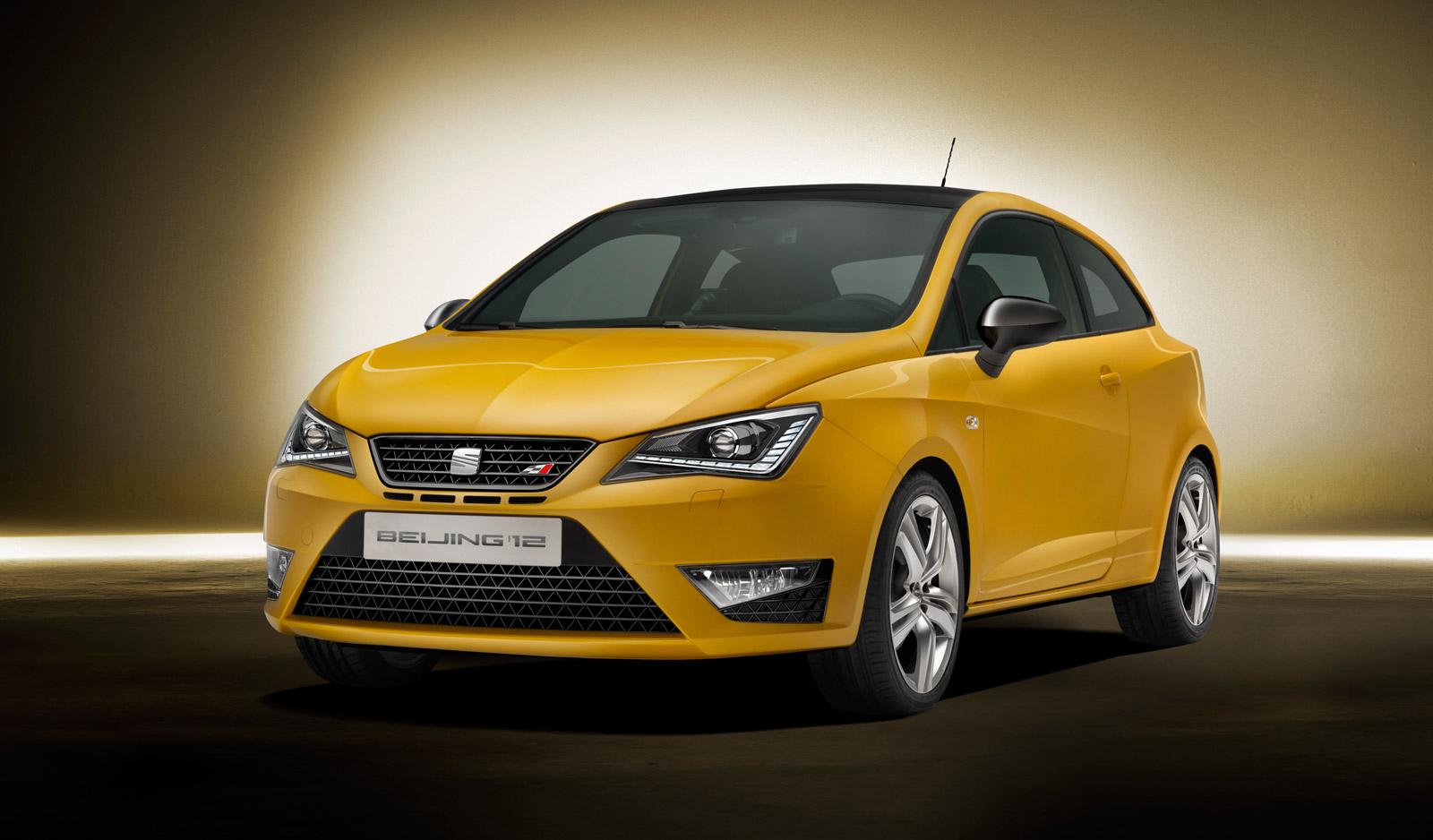 2012 seat ibiza cupra concept forbidden fruit. Black Bedroom Furniture Sets. Home Design Ideas