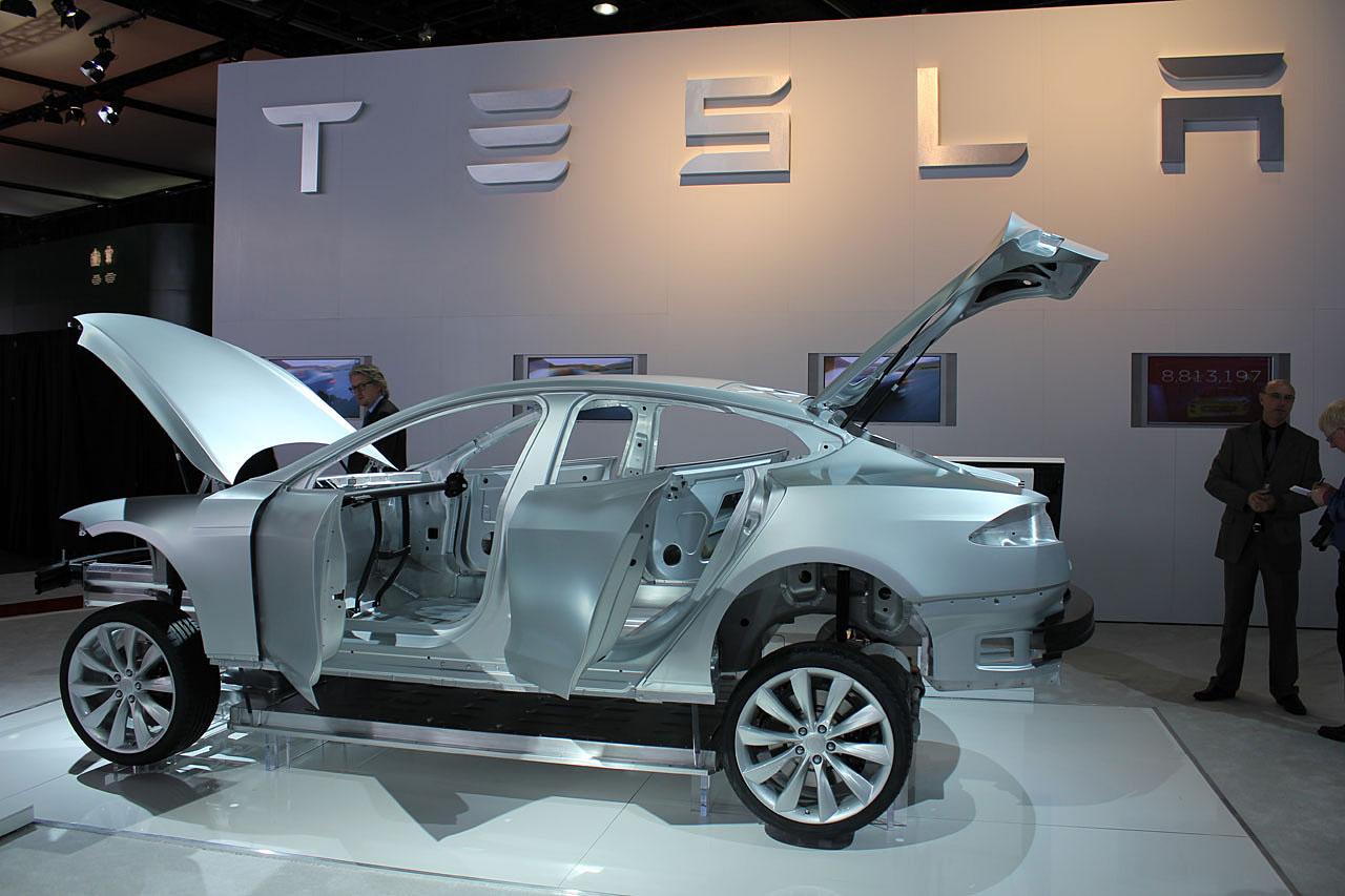 2012 Tesla Model S: Is Aluminum Its Secret Weapon?