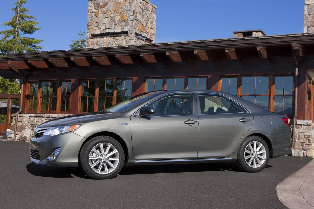 2012 Toyota Camry Vs 2012 Hyundai Sonata: Midsize Sedans Compared