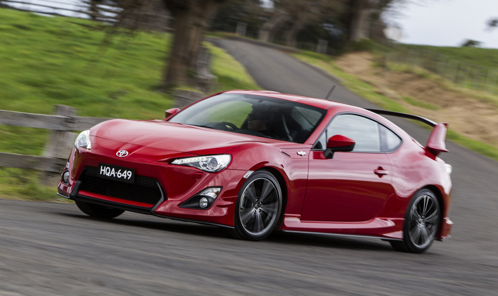 Toyota GT 86 Aero Kit Hints At Upgrades For 2013 Scion FR-S