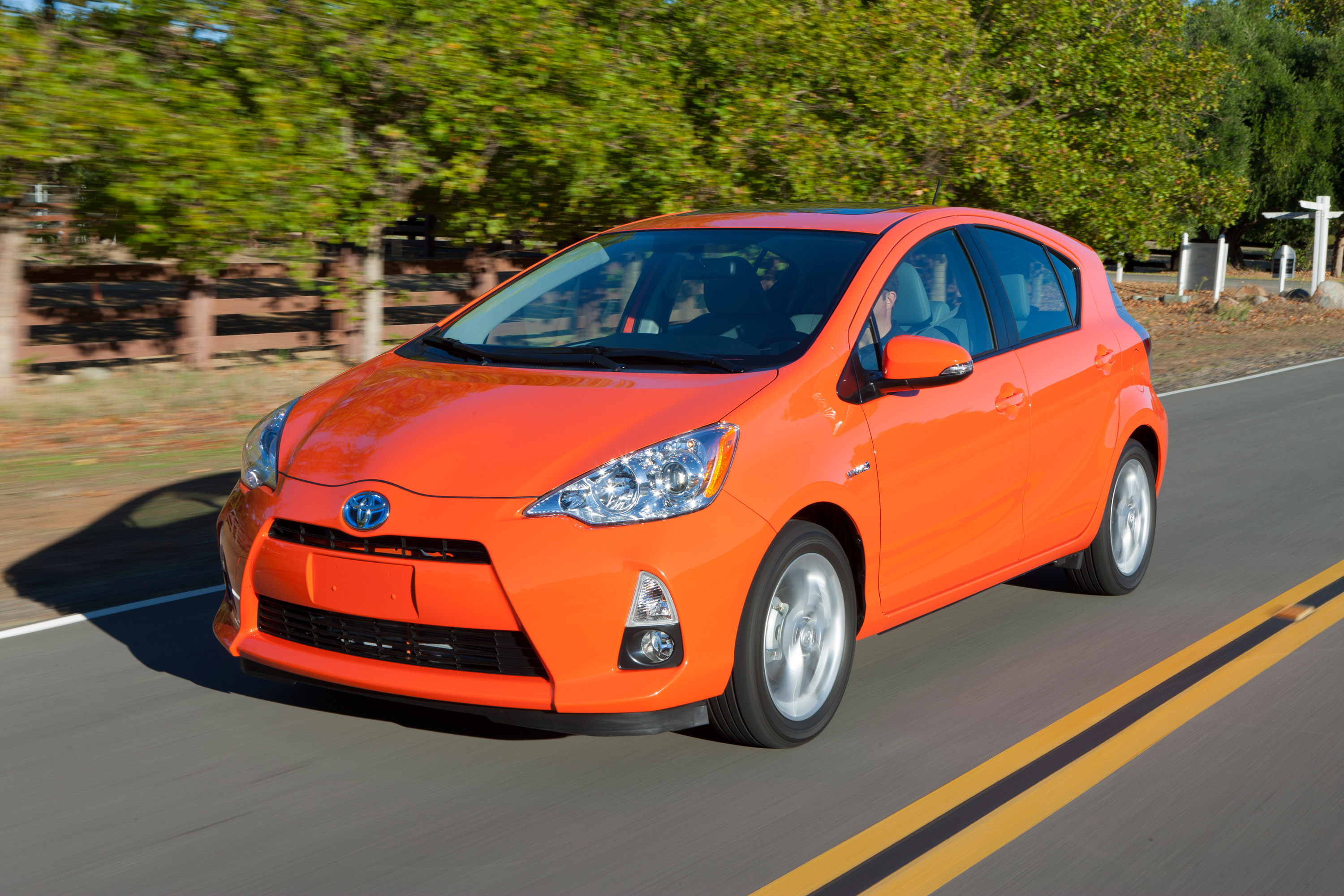 2012 Toyota Prius C Buyers Like It But Not Consumer Reports