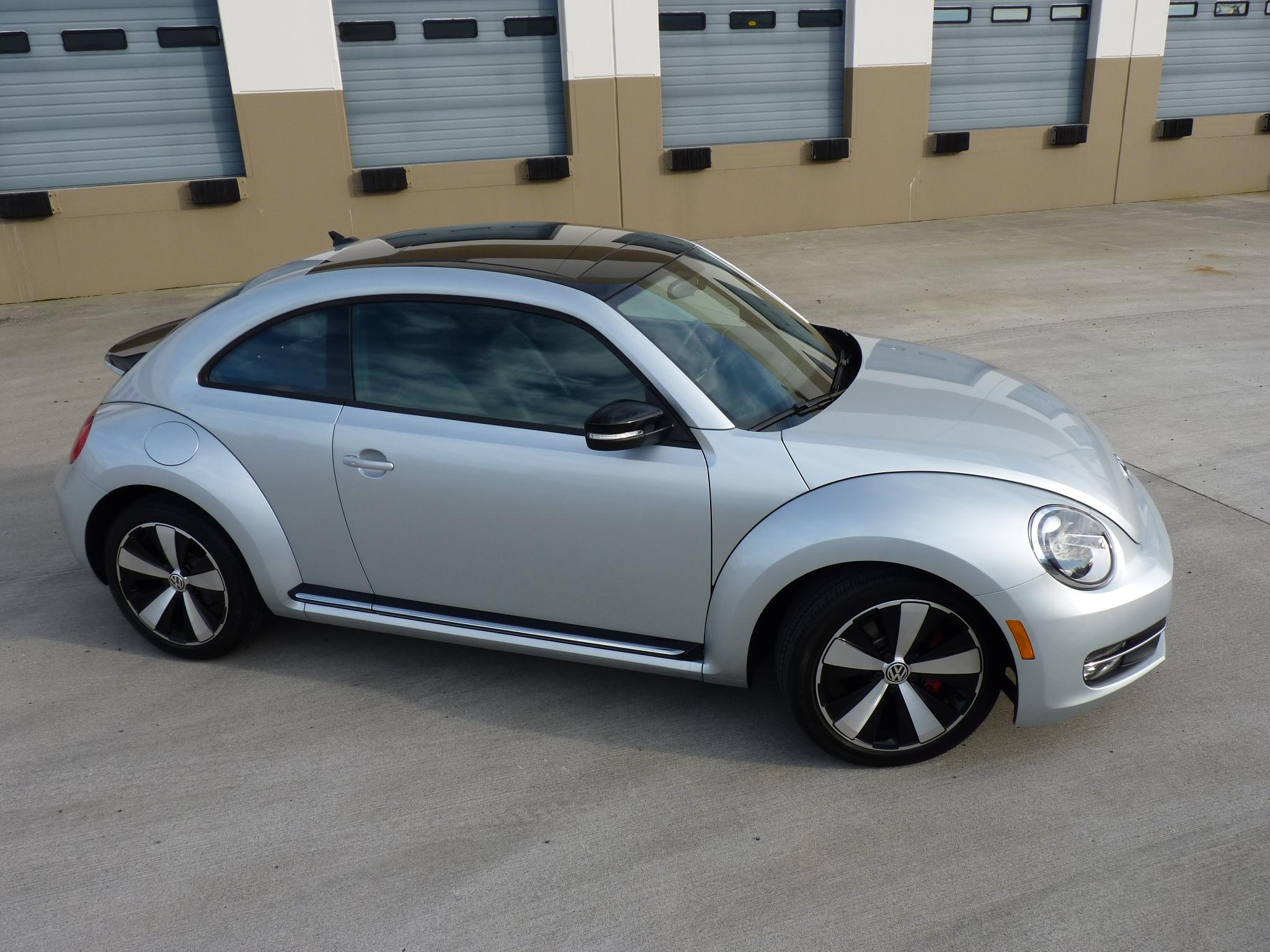 2012 Volkswagen Beetle Turbo Driven