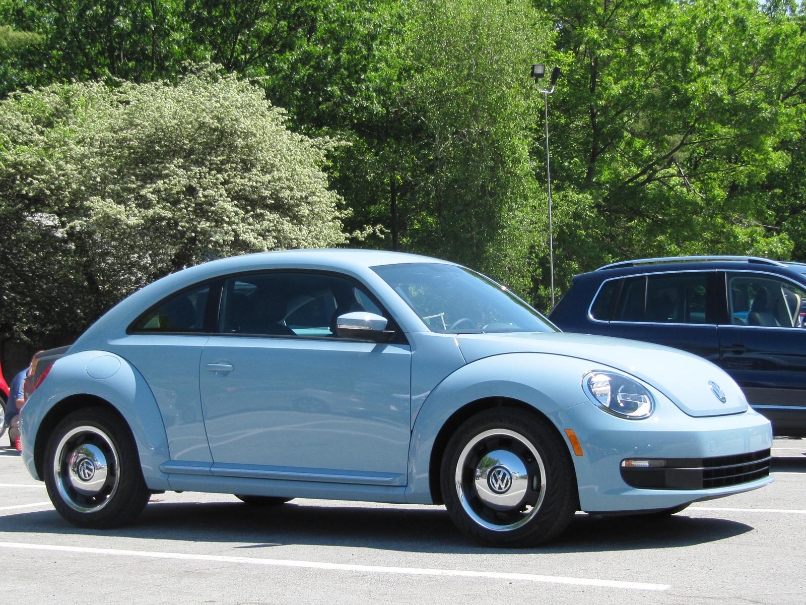 2012 Volkswagen Beetle Quick Drive
