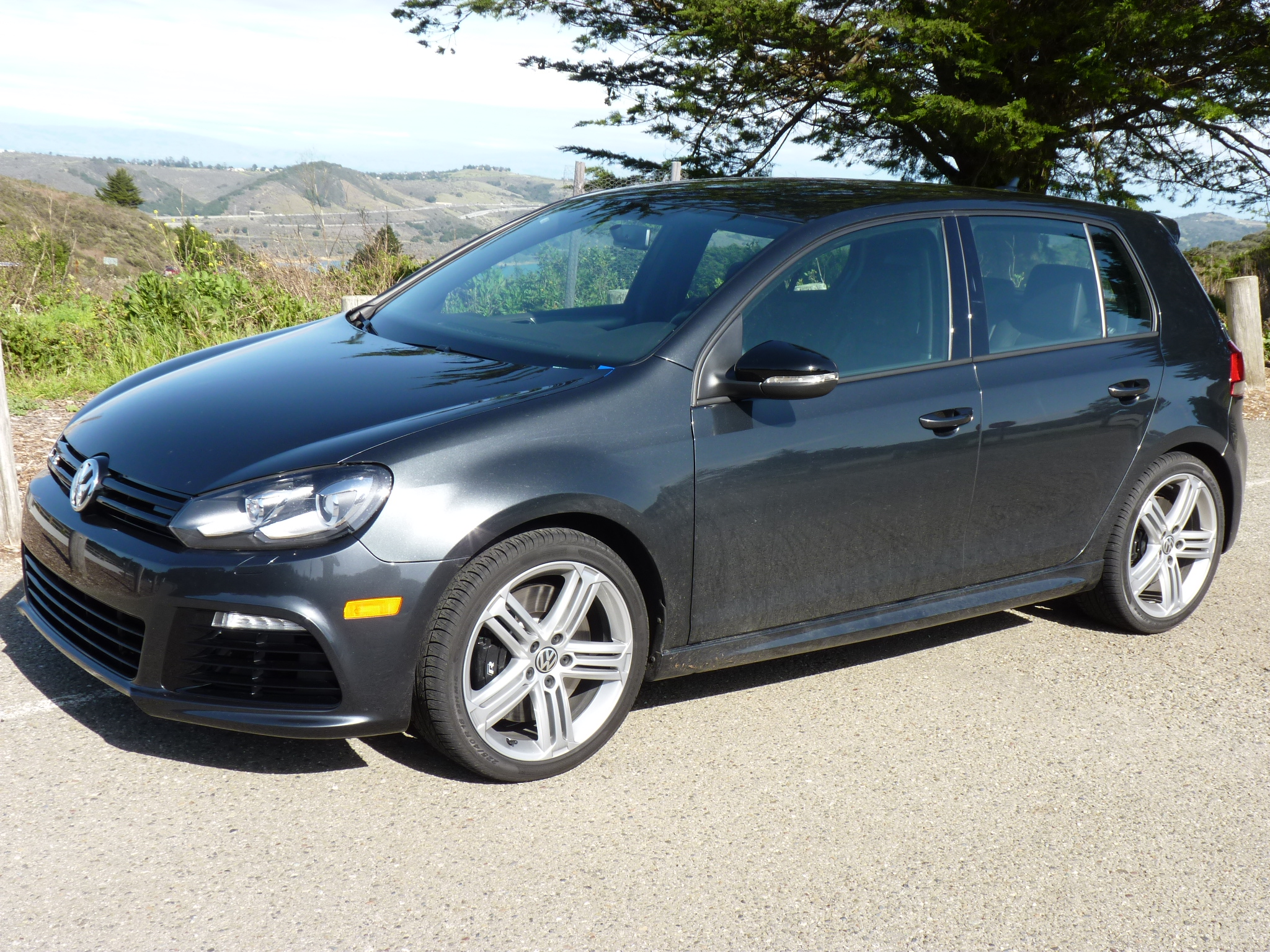 Golf R 0-60 >> 2012 Volkswagen Golf R: First Drive