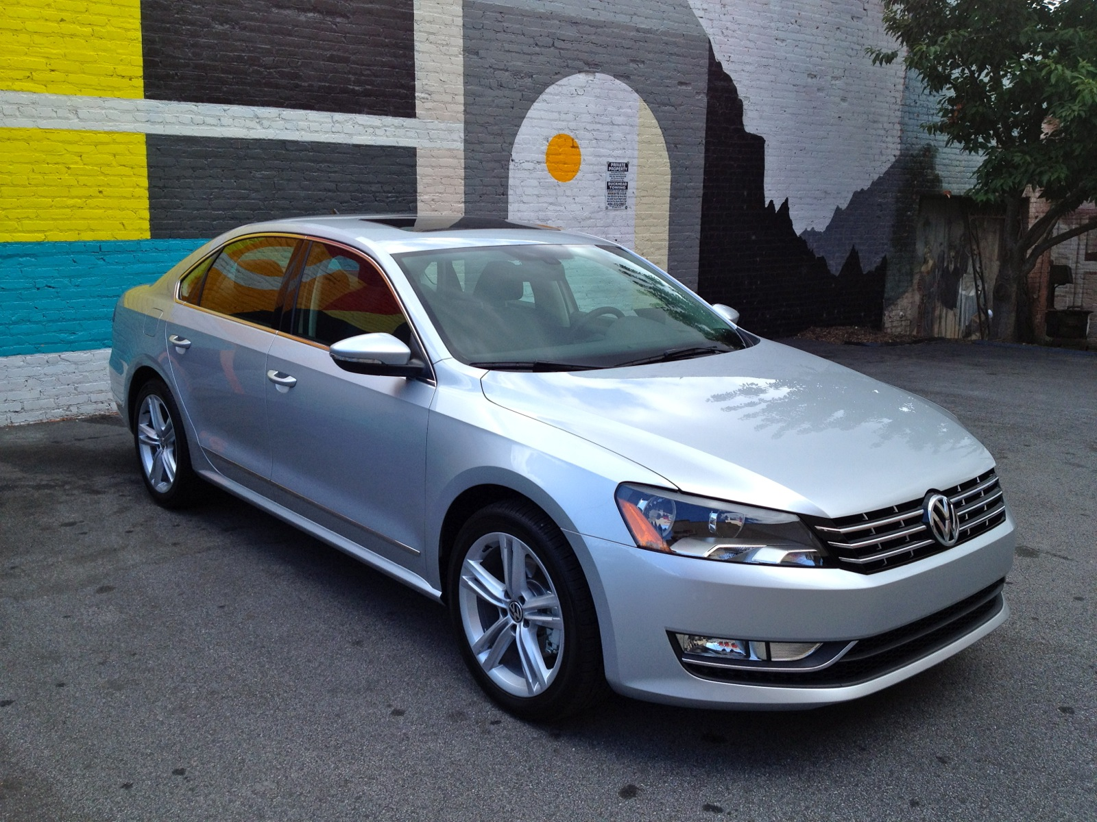 2012 vw passat six month road test what happens when nothing happens rh thecarconnection com 2013 Passat Interiors 2013 Passat TDI AWD