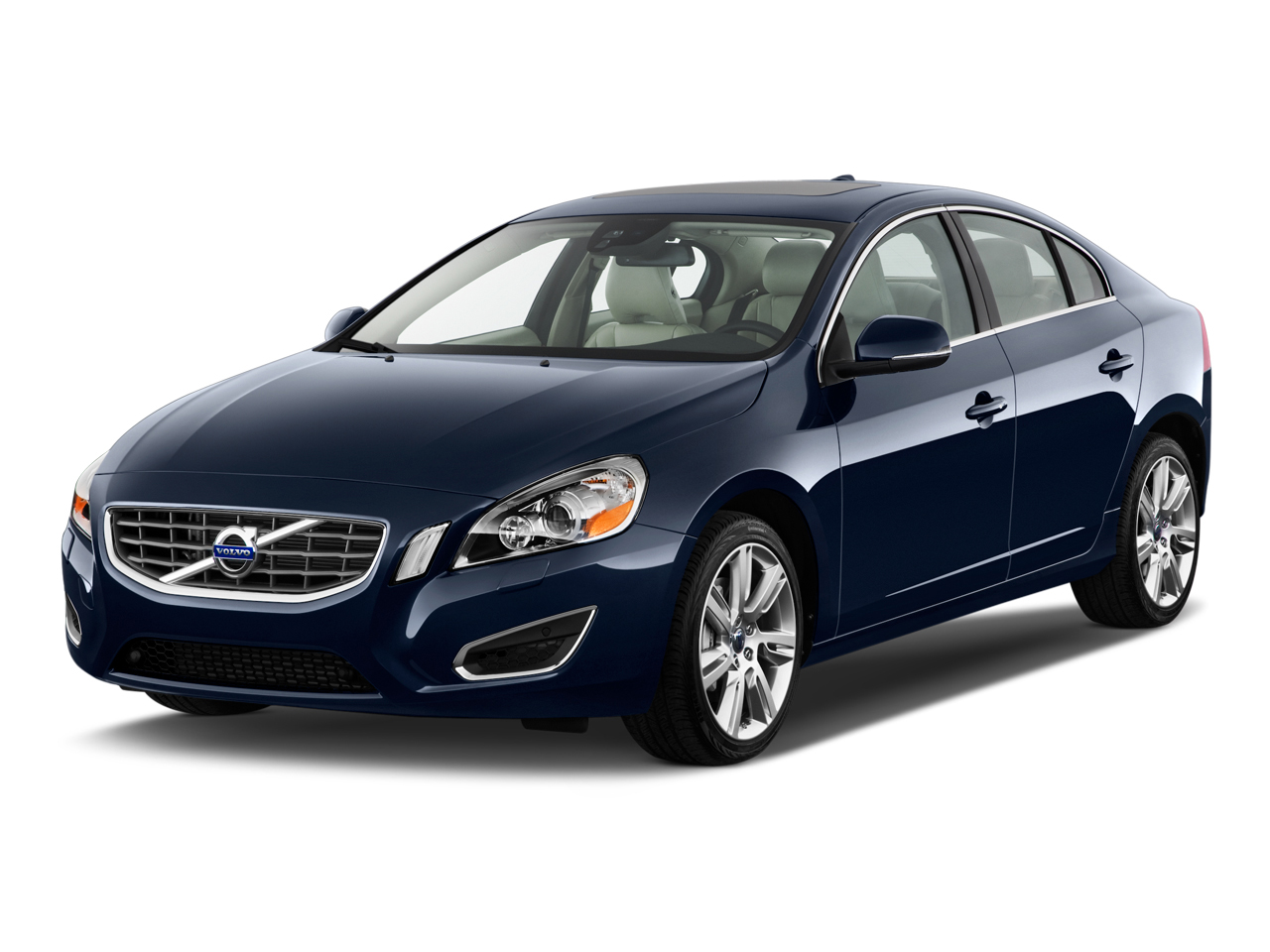 2012 Volvo S60 Review Ratings Specs Prices And Photos The Car Connection