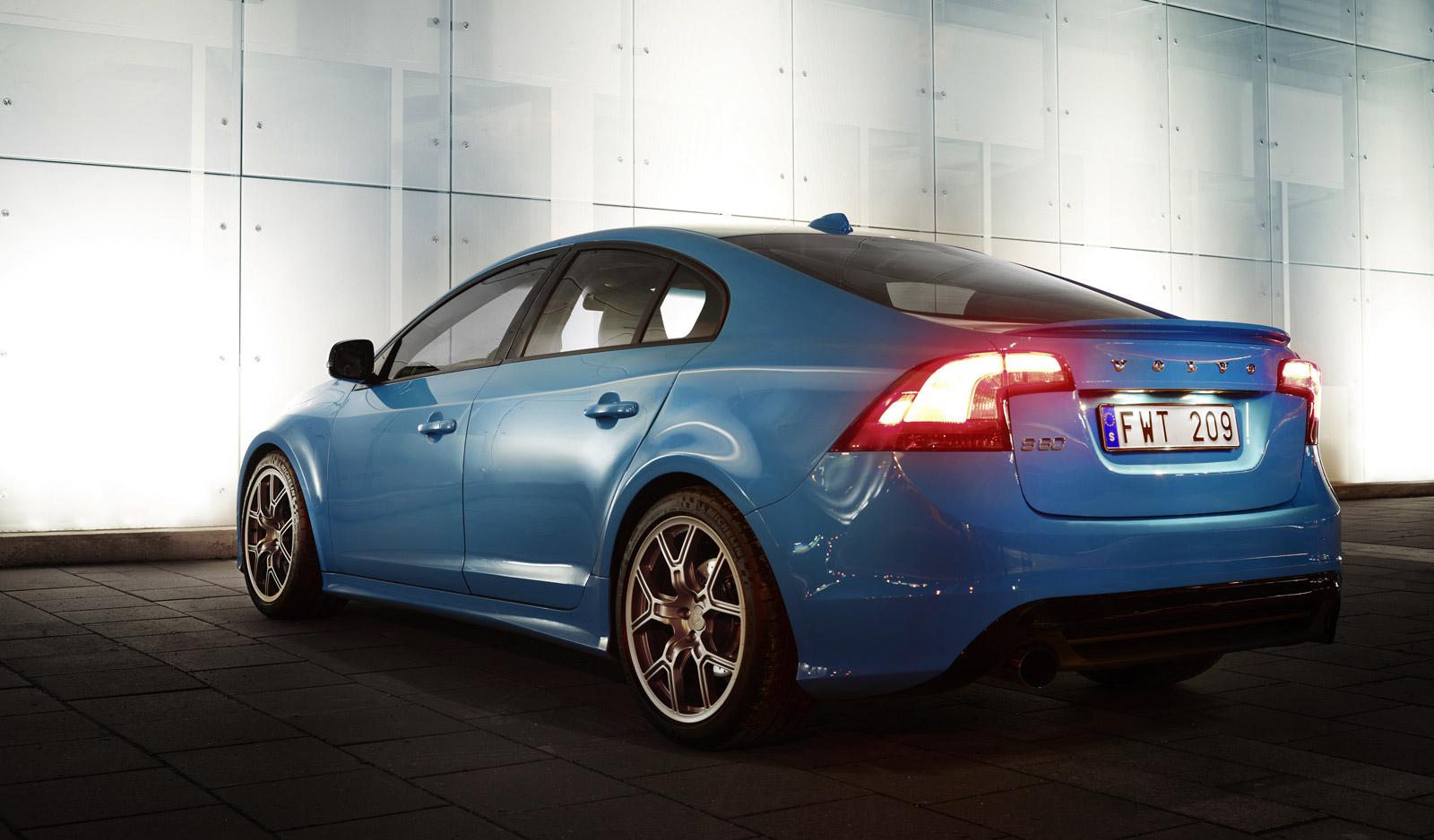 Custom Volvo S60 >> Volvo S60 Polestar Sold To Individual For 300 000