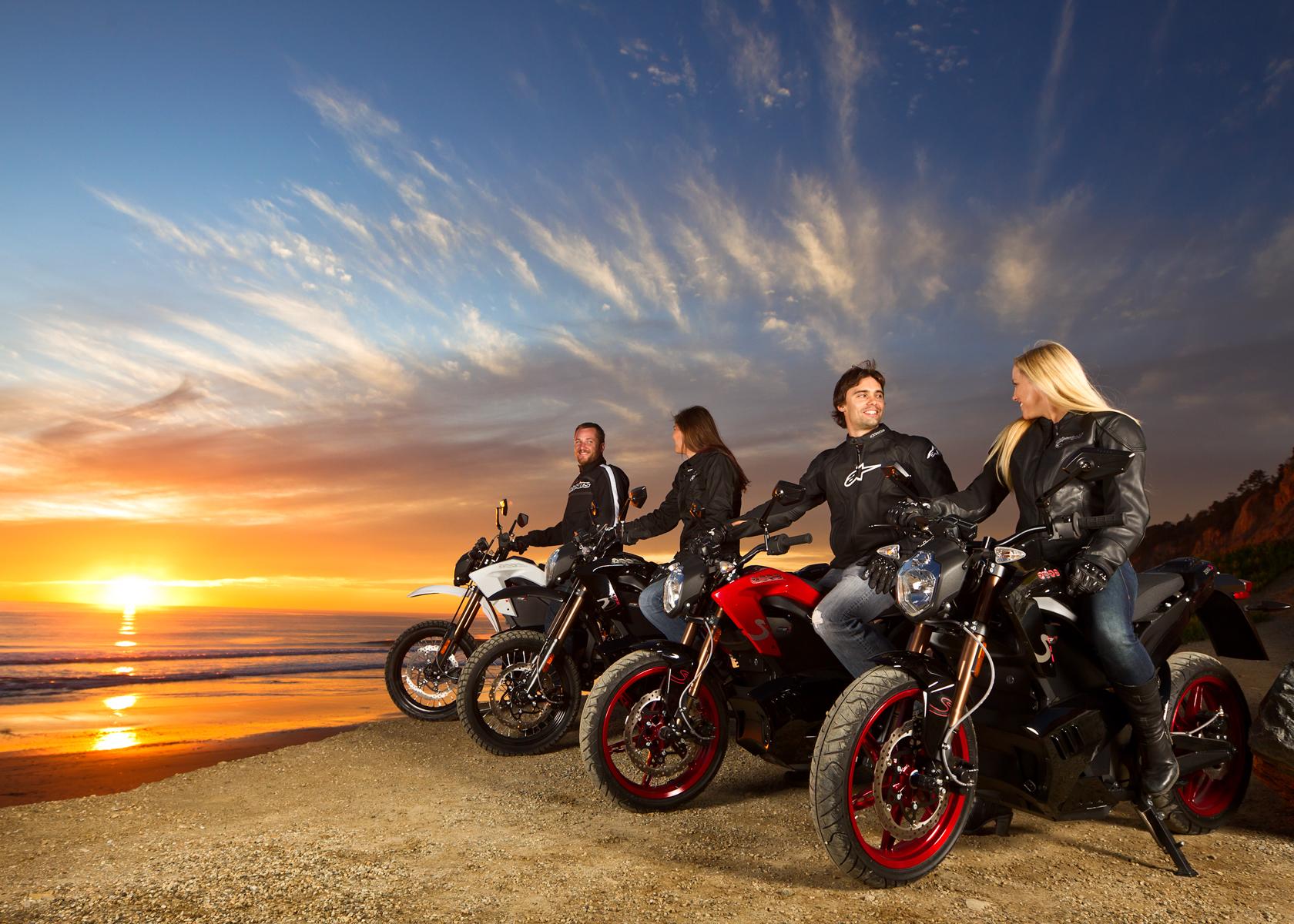 Zero Announces Faster, Longer-Range Electric Motorcycles ...