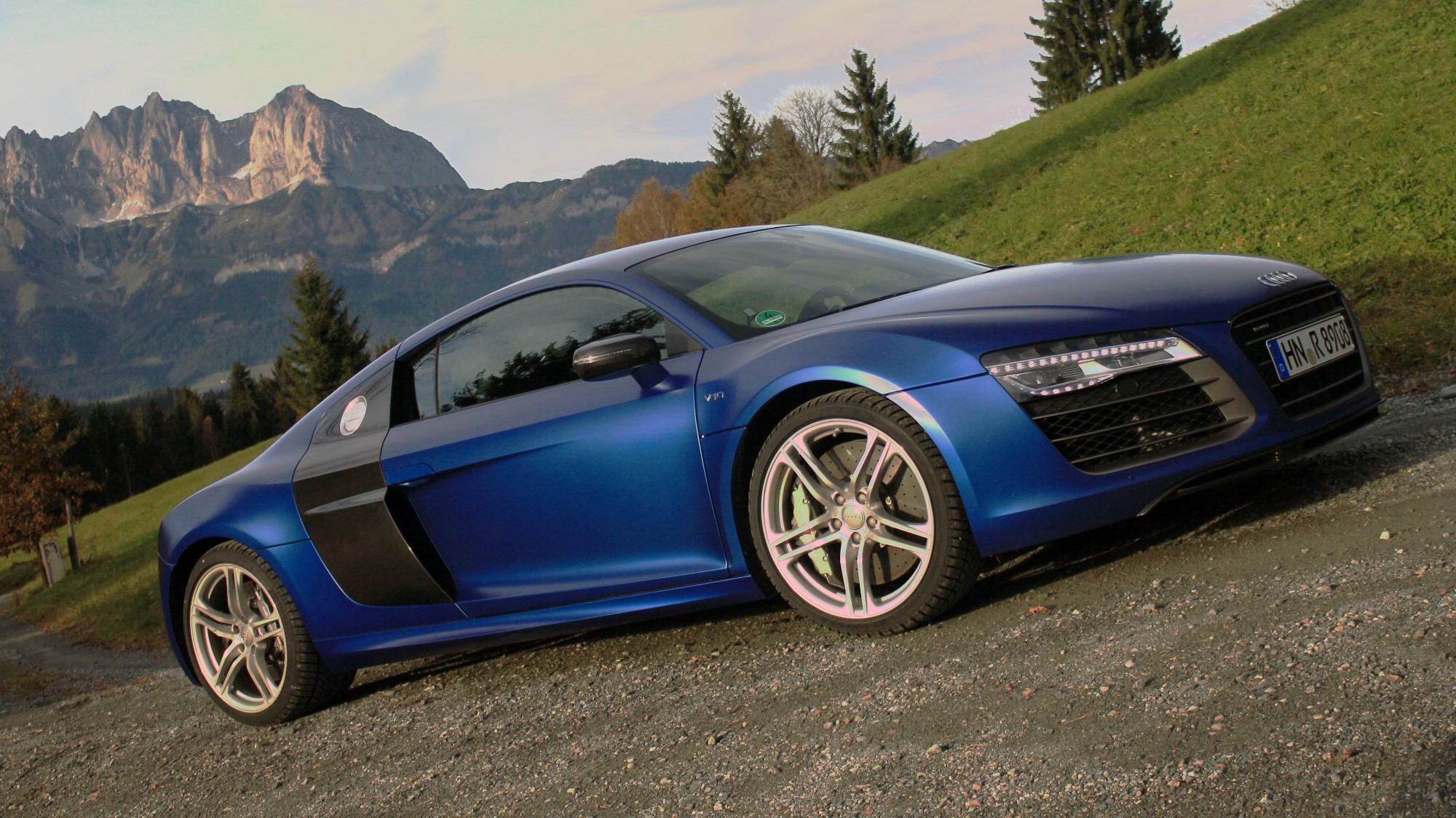 2014 Audi R8 V8 Northern California: 2014 Audi R8, V10 Spyder, And V10 Plus: First Drive
