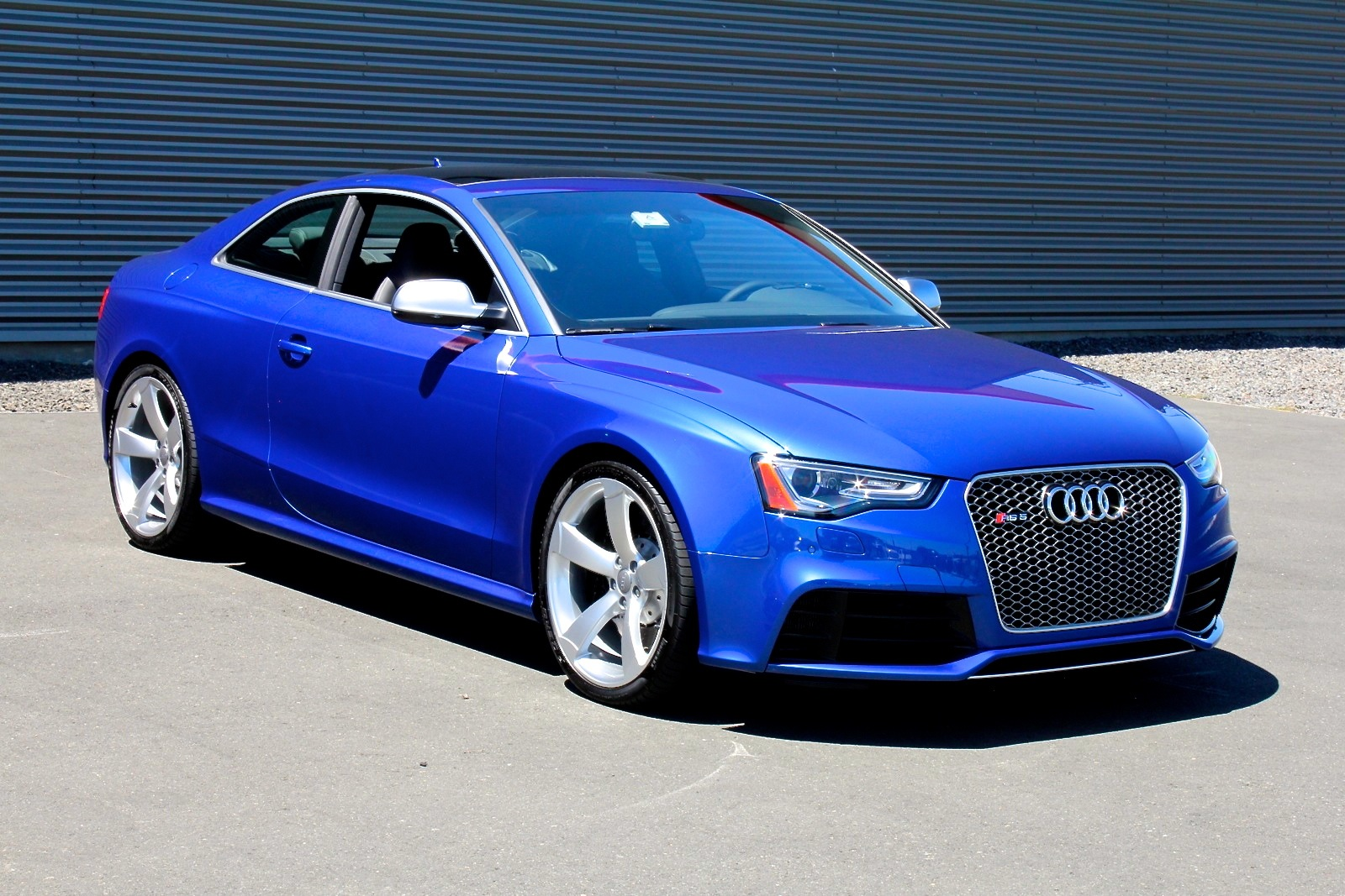 Audi RS First Drive Review - Audi rs 5