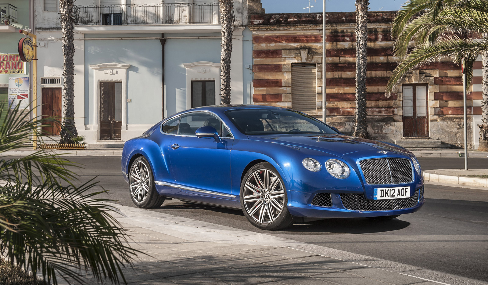 Bentley Continental Gt H