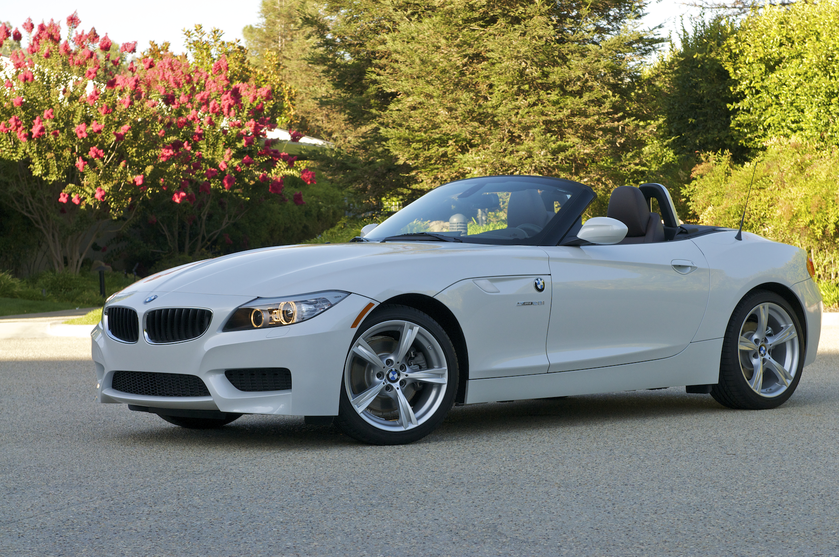 2013 Bmw Z4 Review Ratings Specs Prices And Photos The Car Connection