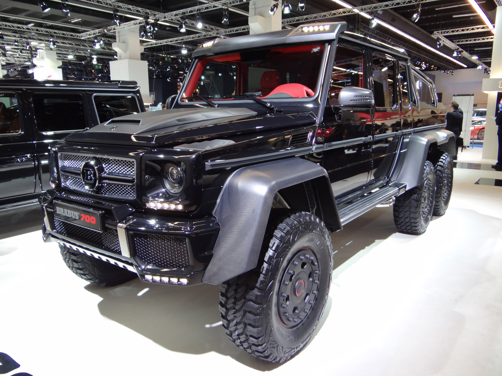 2013 Brabus B63s Is An Exercise In Delightful Insanity