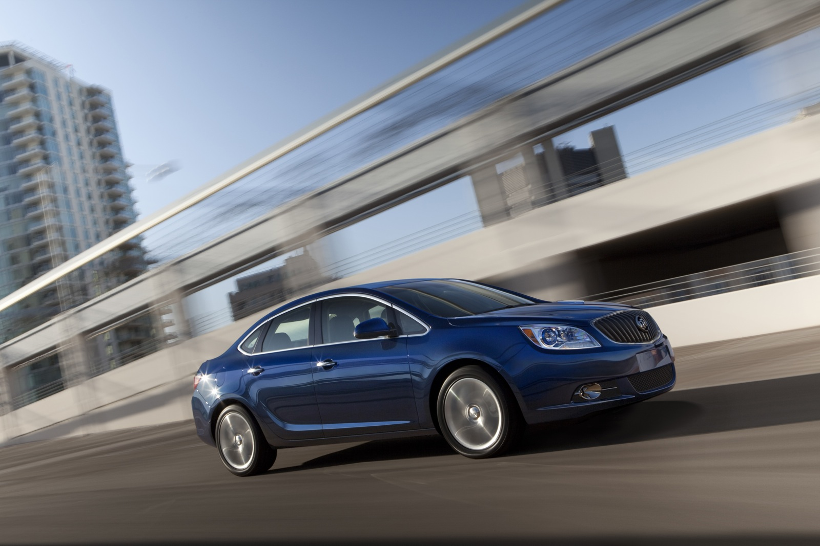 2013 Buick Verano T It Stands For Turbo But Its Silent Rear View Camera