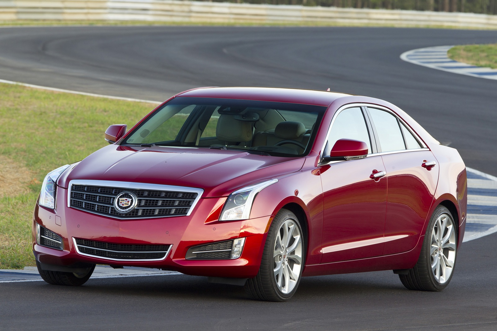 70 percent of cadillac ats buyers with trade ins new to the brand. Black Bedroom Furniture Sets. Home Design Ideas