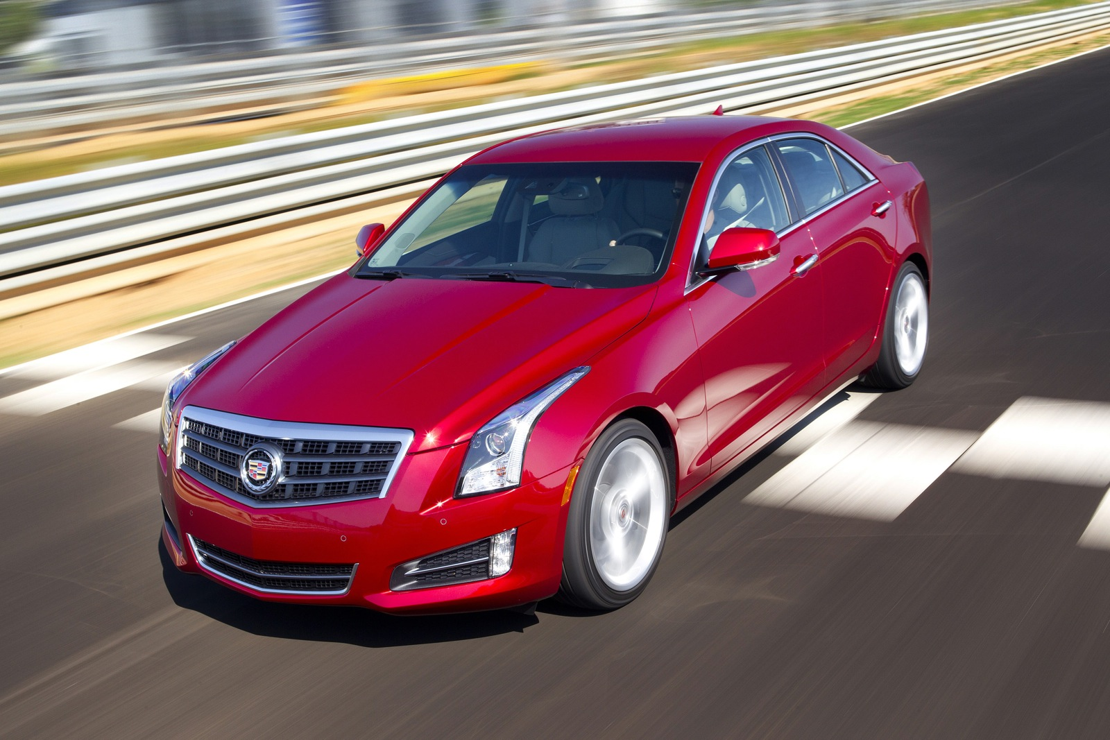 ats of for vehicle cadillac review expert used sale