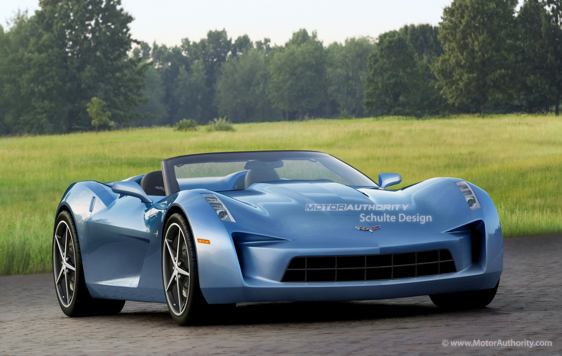 2014 Chevrolet Corvette Rumors Sprout Mid-Engine Talk Yet ...