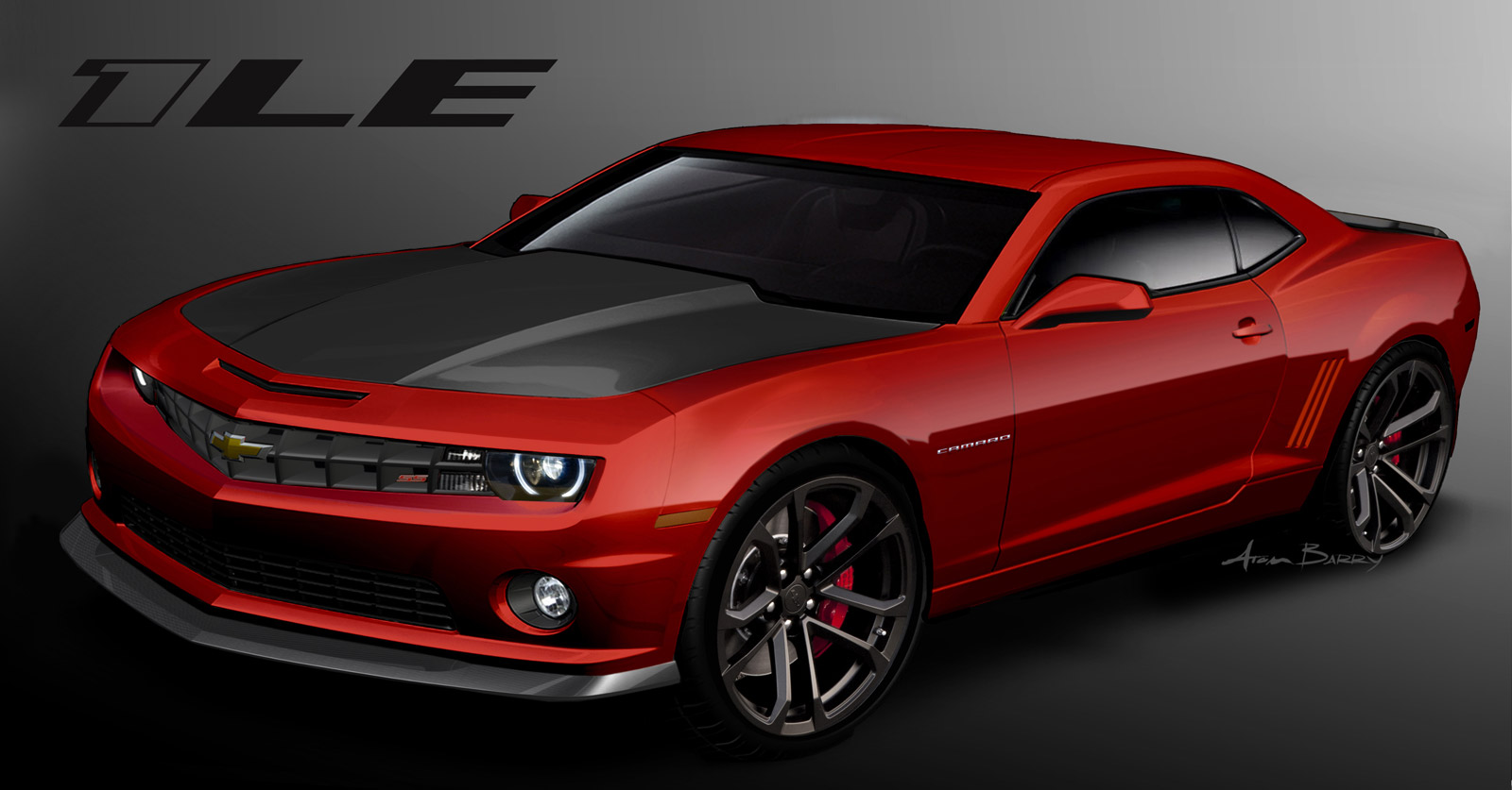 2013 Chevy Camaro Gets Updated Interior And New 1LE Package