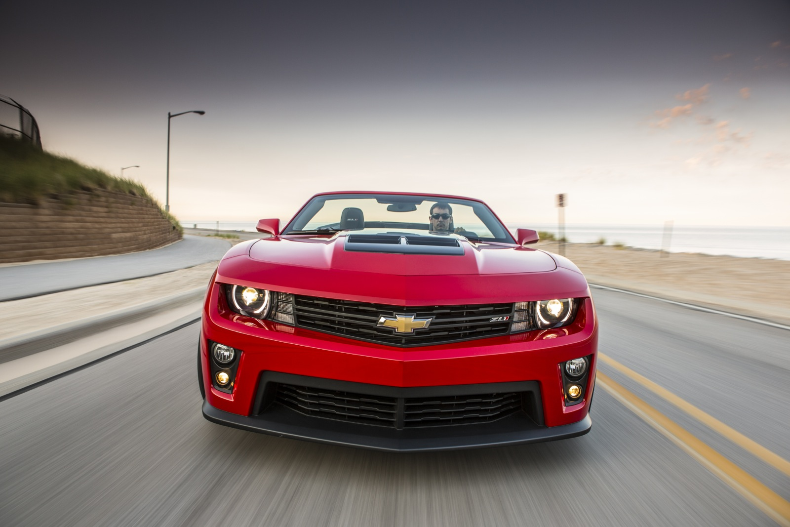 Next-Generation Chevy Camaro Will Be American Made