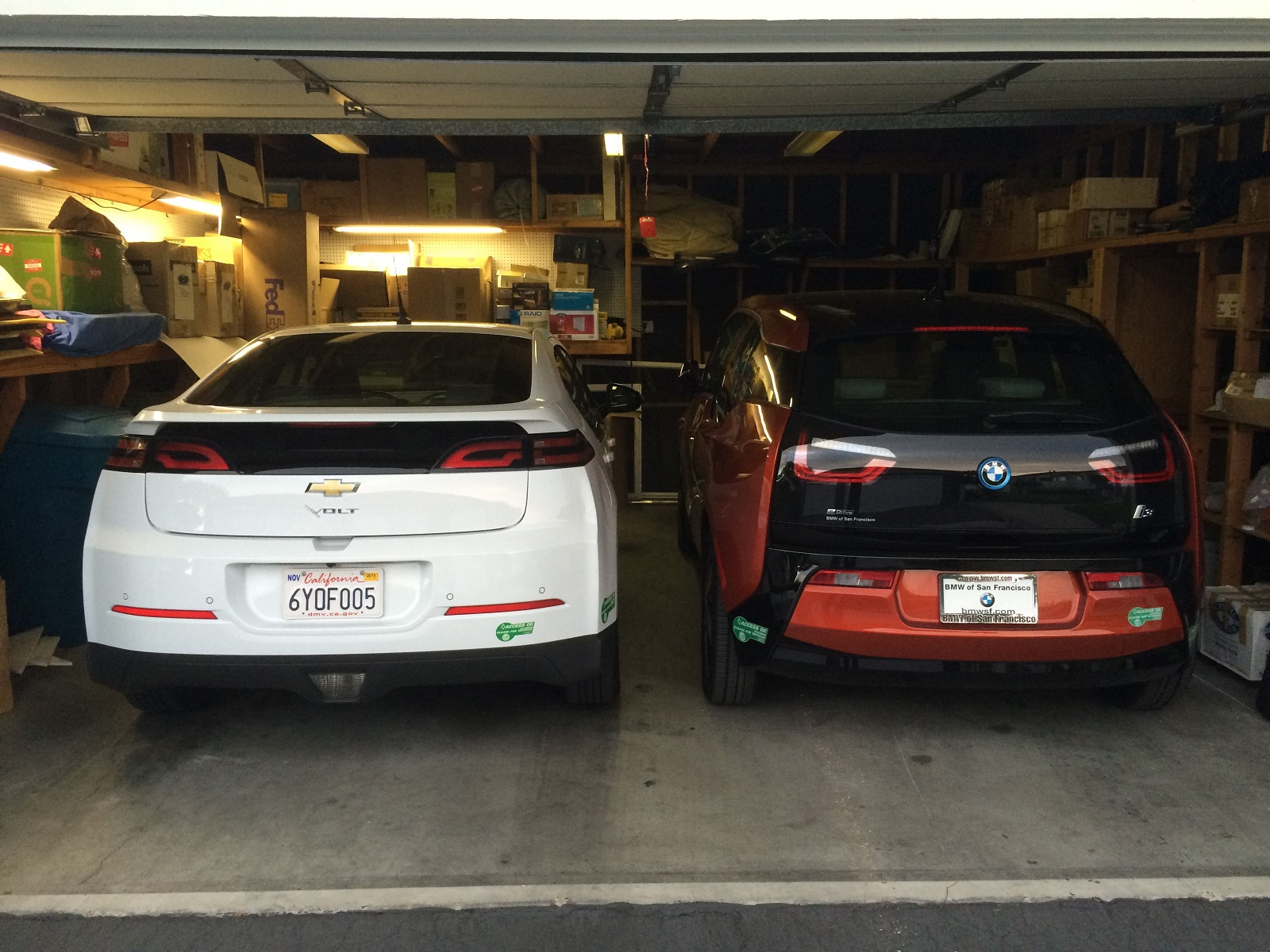 Why A 2015 Bmw I3 Rex Replaced My 2013 Chevy Volt Electric Car