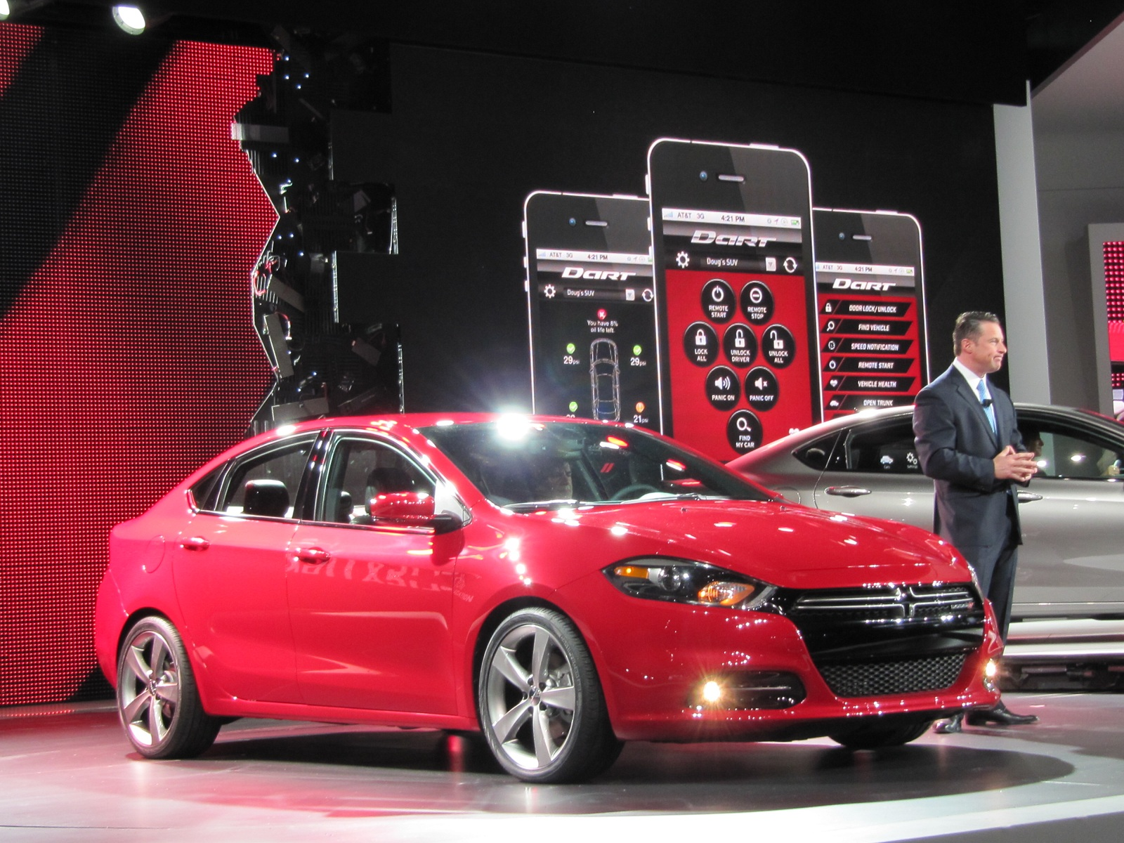 Dodge Lets You Customize Your Own 2013 Dart But You Can T Buy It