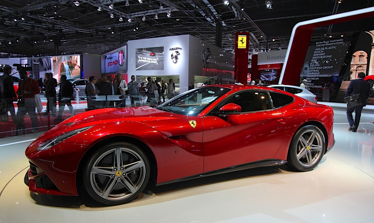 2017 Ferrari F12 Berlinetta Review Ratings Specs Prices And Photos The Car Connection