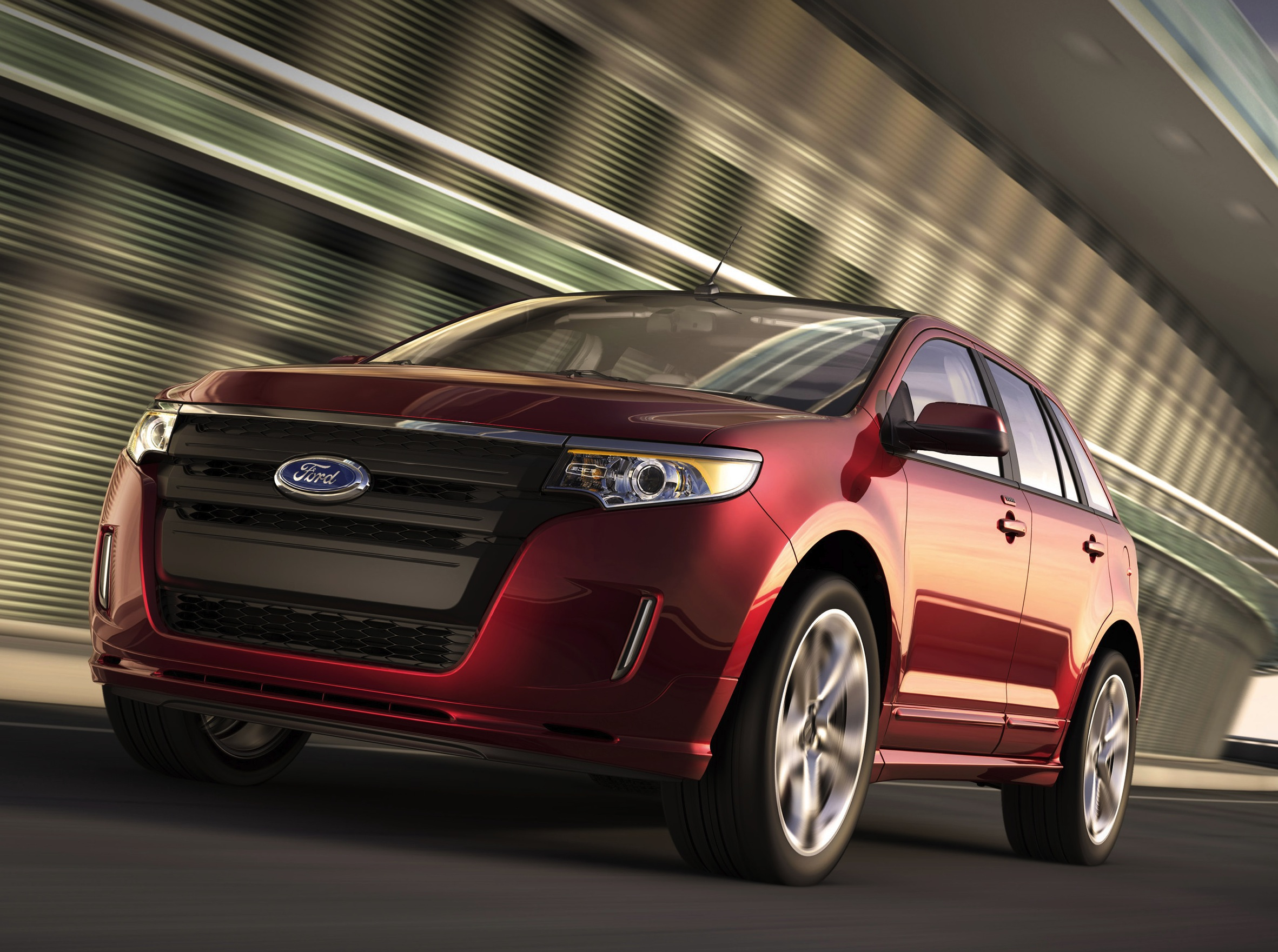 Ford Adds 101000 Vehicles To Recall List Ford Edge Escape Flex