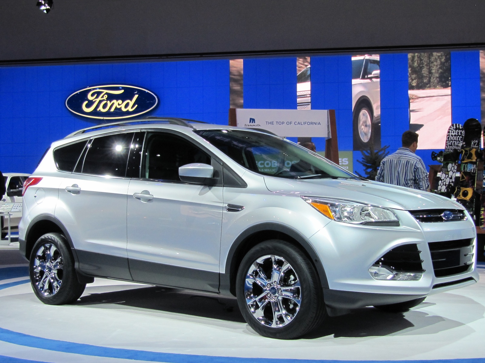2013 ford escape pricing released sort of