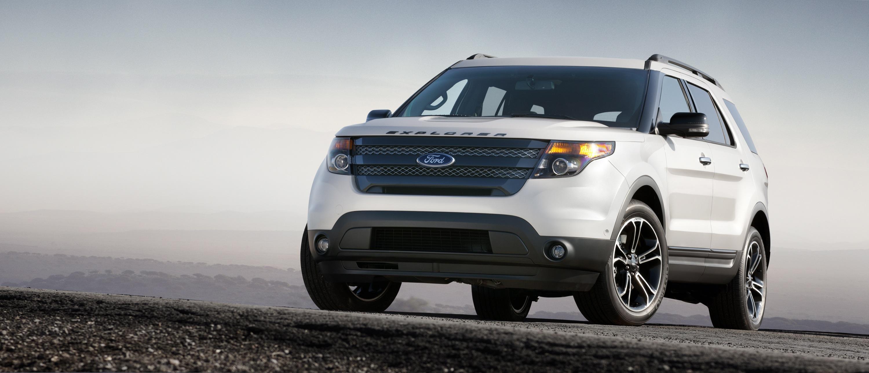 2013 Ford Explorer Sport: Basically, An SHO