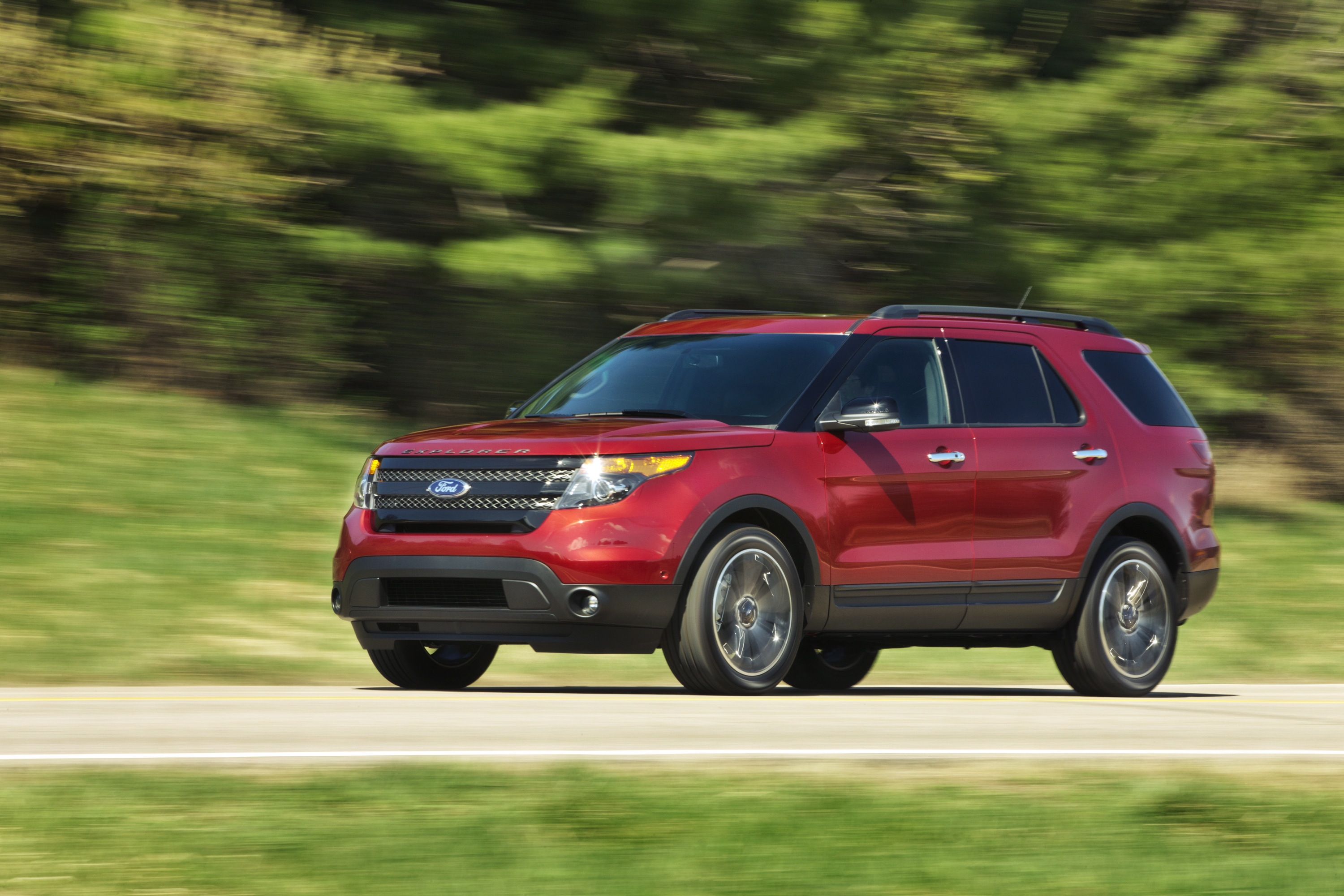 2011 2013 Ford Explorer Recalled For Steering Gear Glitch Fuse Box Diagram 2012 Prius