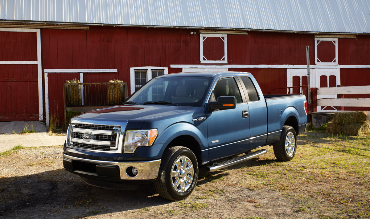 2013 Ford F 150 Review Ratings Specs Prices And Photos