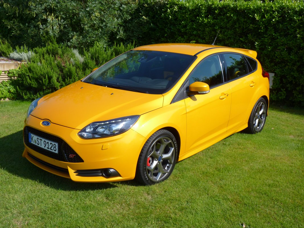 Focus St 0 60 >> 2013 Ford Focus ST Fuel Economy Numbers Published