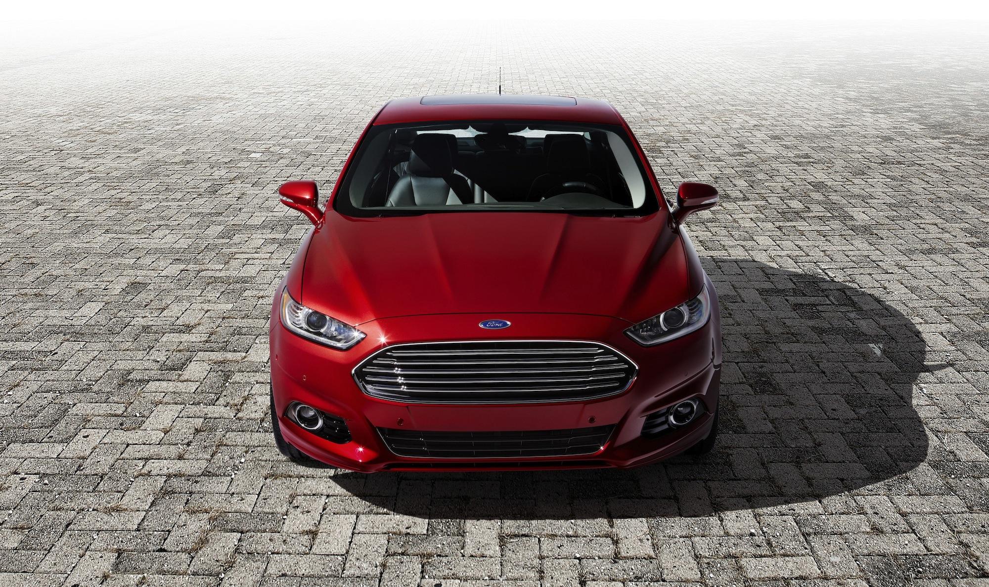 Win A 2013 Ford Fusion Or 2013 Ford Escape In The Winter