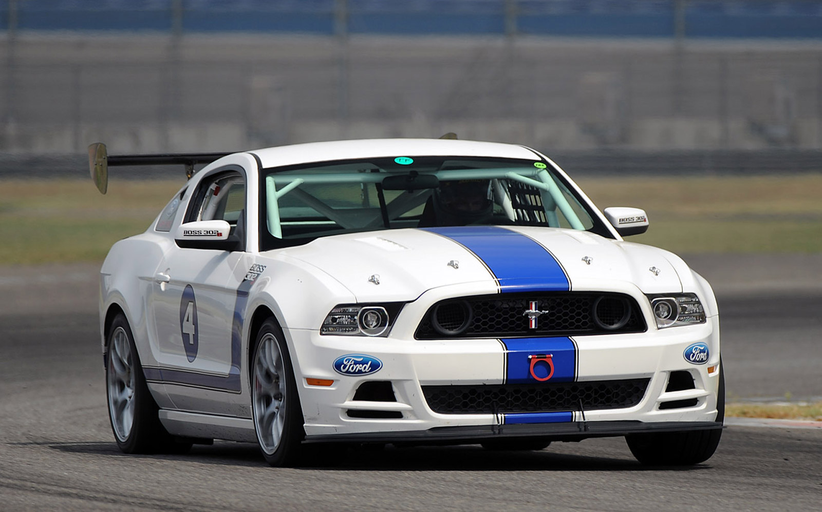 Ford Mustang Boss 302s Race Car Still Available For 2014