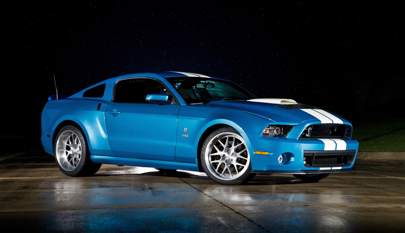 Ford Mustang Gt500 Shelby Cobra