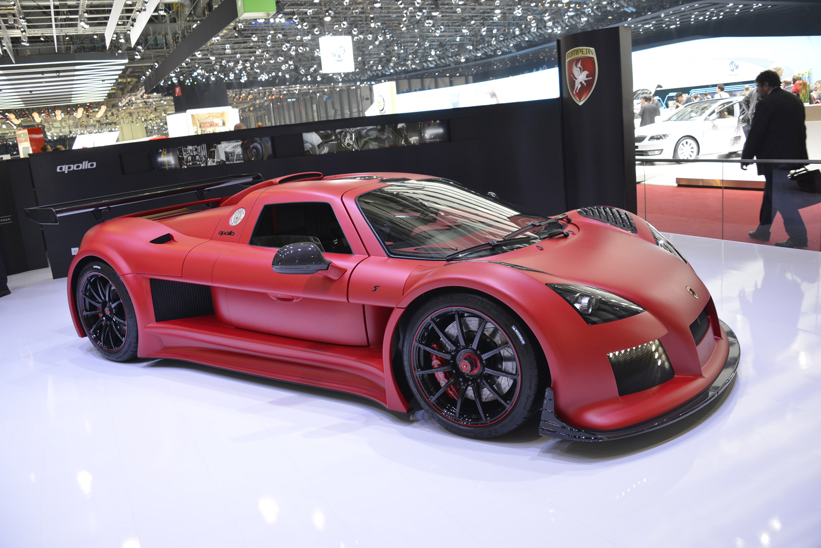 Gumpert May Finally Be Down For The Count - The count car show