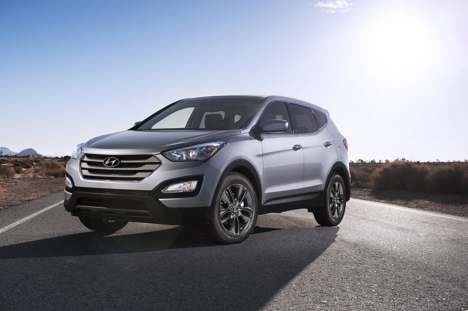 hyundai used row with tx santa usautomobile fe seater plano