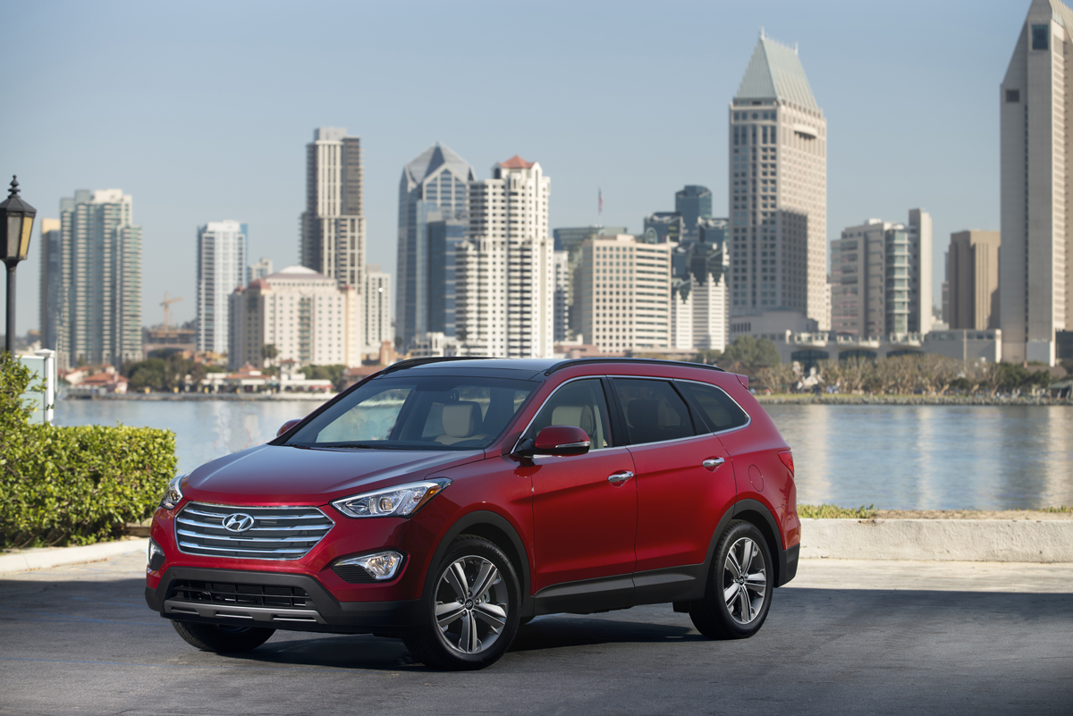 2013 Hyundai Santa Fe Review, Ratings, Specs, Prices, and
