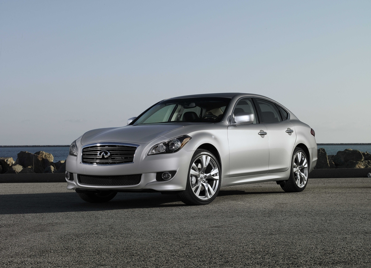 2017 Infiniti M Review Ratings Specs Prices And Photos The Car Connection
