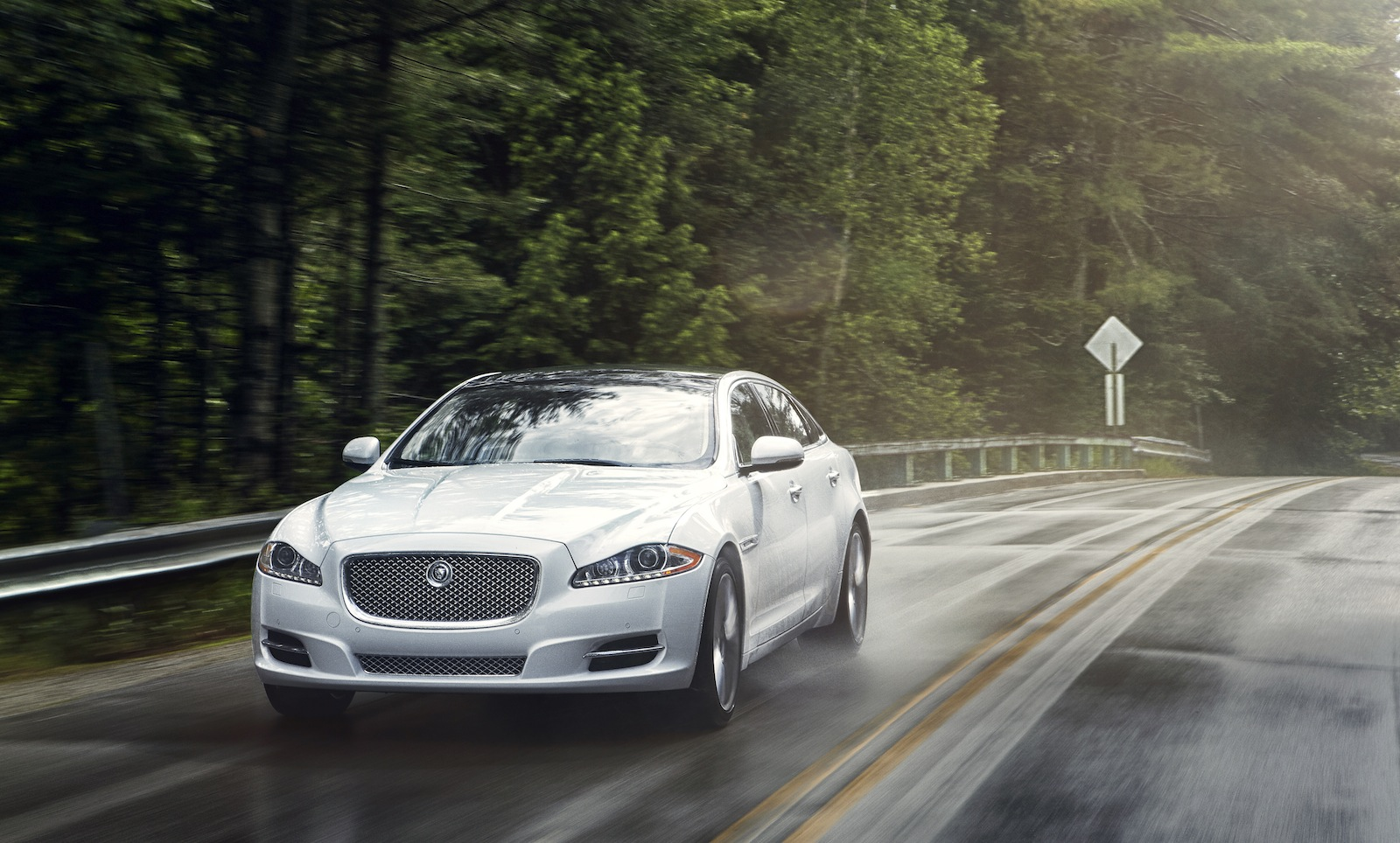 2013 Jaguar Xf Preview New Engines And All Wheel Drive Enhance