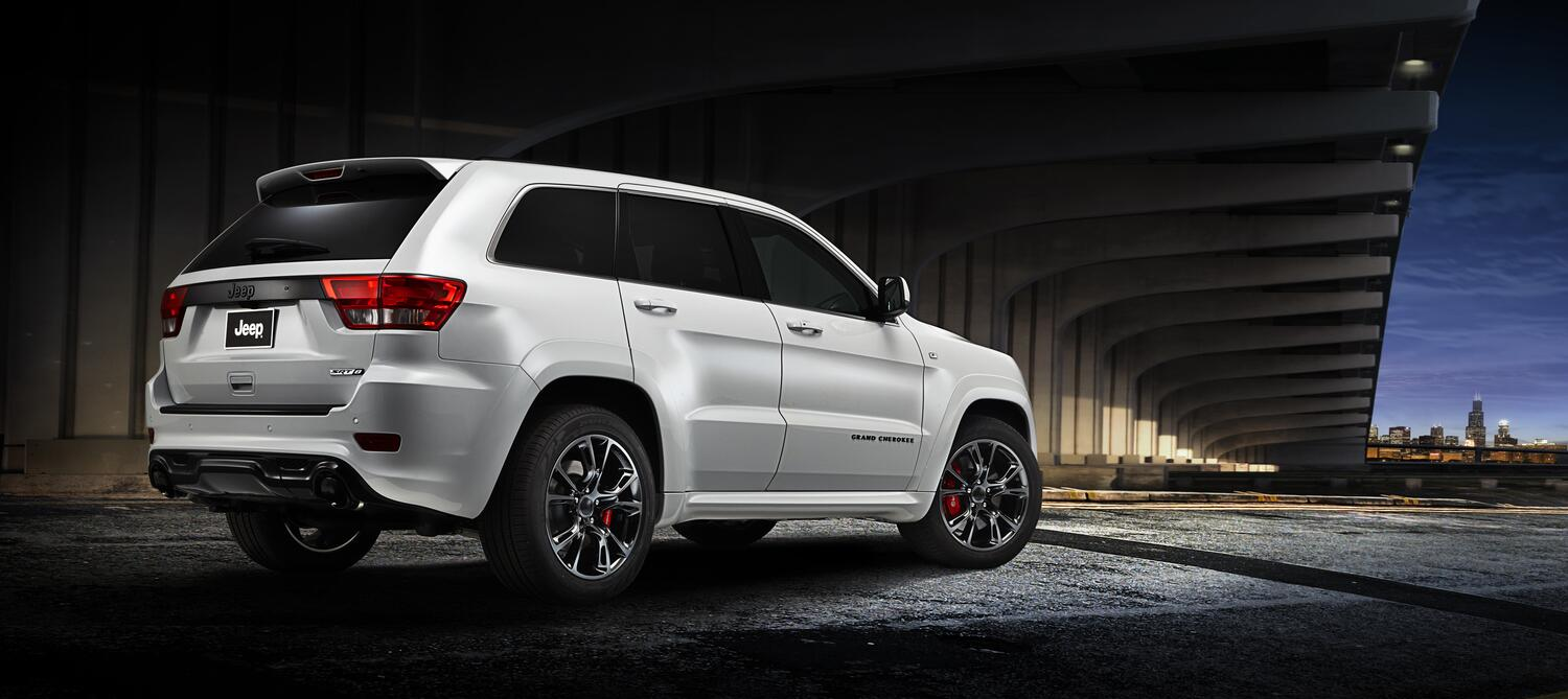 Jeep Grand Cherokee SRT8 Limited Edition, Wrangler Moab ...