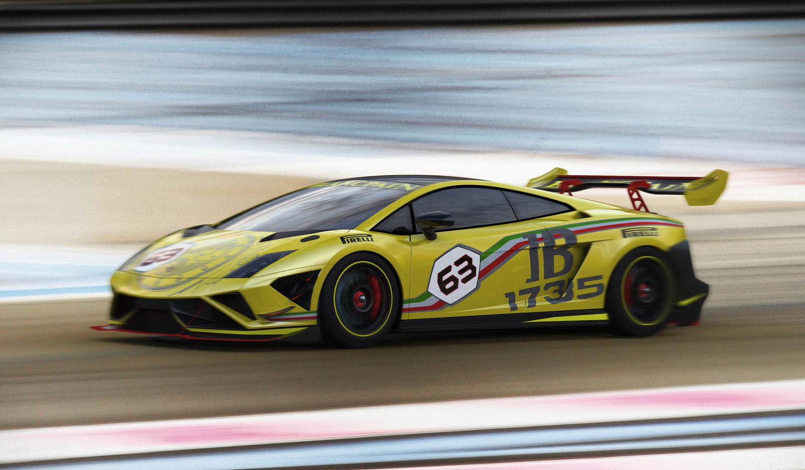 Lamborghini Names Manager For Super Trofeo Series In U S